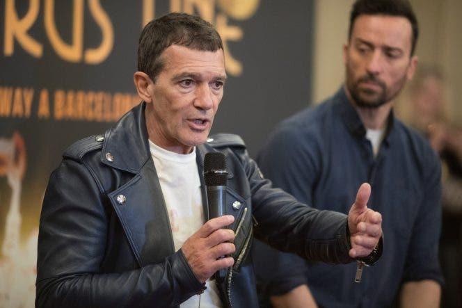 """Antonio Banderas: """"Voy a los Oscar relajado porque no soy favorito»"""