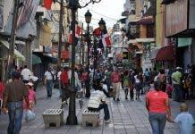 Calle El Conde-ciudad-Santo Domingo