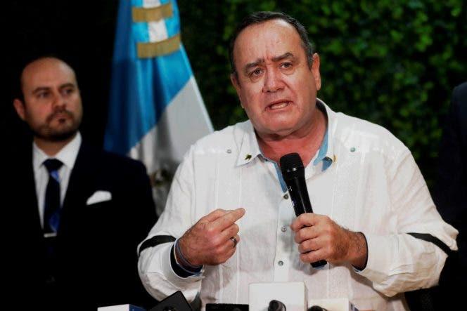 Guatemala anuncia ruptura de relaciones con Venezuela