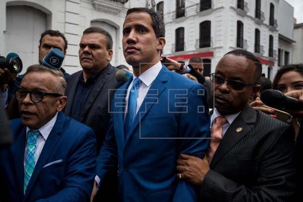 El chavismo elige a nuevo presidente del Parlamento sin Guaidó ni opositores