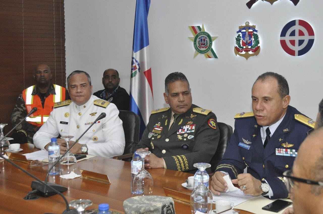 Mayor general piloto Richard Vásquez Jiménez, nuevo comandante del Comando Conjunto Unificado FF.AA