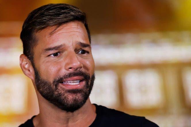 """Ricky Martin: """"Es locura que Trump no pida a las personas usar mascarillas»"""