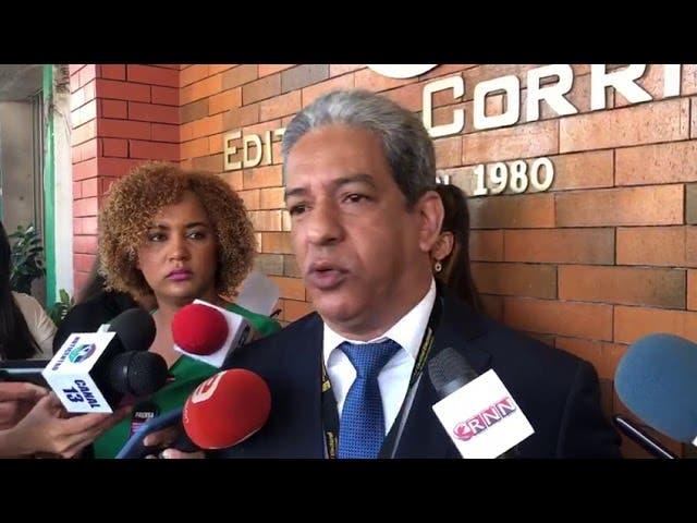 PRSC denuncia JCE les retiene fondos a los partidos de oposición