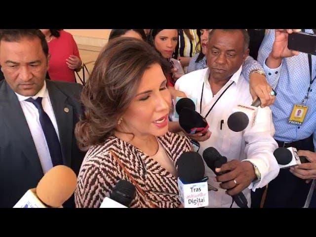 Margarita Cedeño asegura PLD ganará ampliamente elecciones municipales de febrero