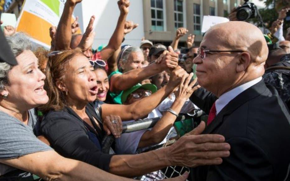 Defensa de Marino Zapete recusa juez; excluyen a Gonzalo y otros cuatro testigos