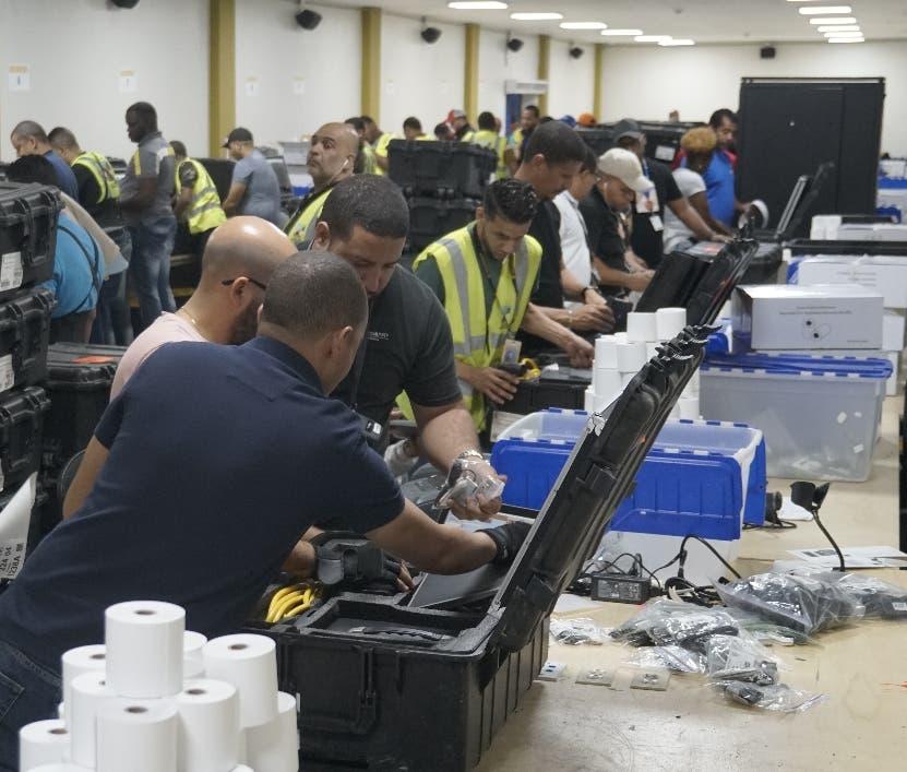 IFES no participará en auditoría de voto automatizado; participarán en transmisión de los resultados