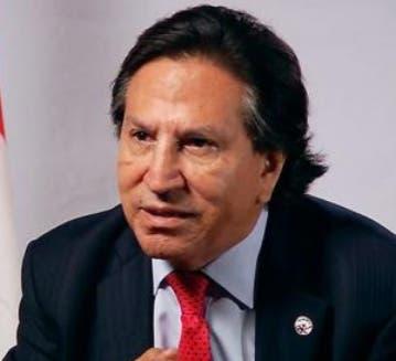 Perú avanza pedido Toledo en extradición