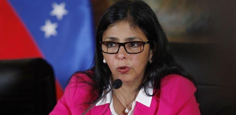 Vicepresidenta dice Venezuela recibirá inversiones sin revelar procedencia
