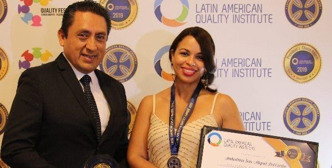 ISM recibe el premio PresidentChoiceAward