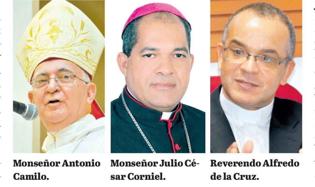 Dos obispos y un rector apoyan investigación