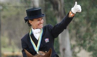 Yvonne Losos triunfa en el Global Dressag