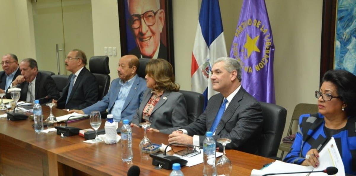 PLD anuncia inicio de campaña electoral, con «distanciamiento» por Covid-19
