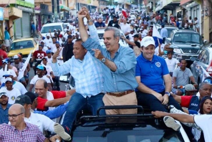 Abinader a funcionarios del Gobierno: «ya nadie les tiene miedo»