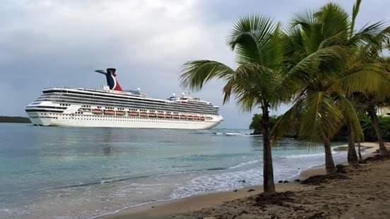 Abinader anuncia retorno cruceros a partir de julio