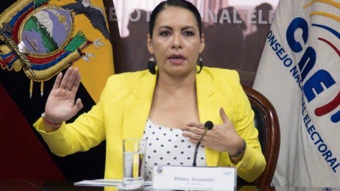 Ecuador desconfía de tribunal electoral