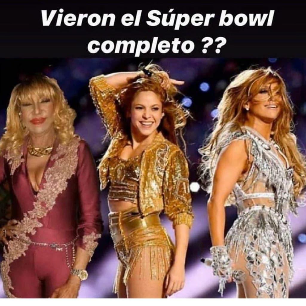 ¿Estuvo Fefita La Grande en el Super Bowl?