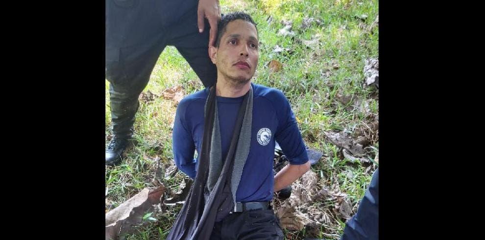 Recapturan en Panamá al sicario dominicano Gilberto Ventura Ceballos quien se había fugado de prisión