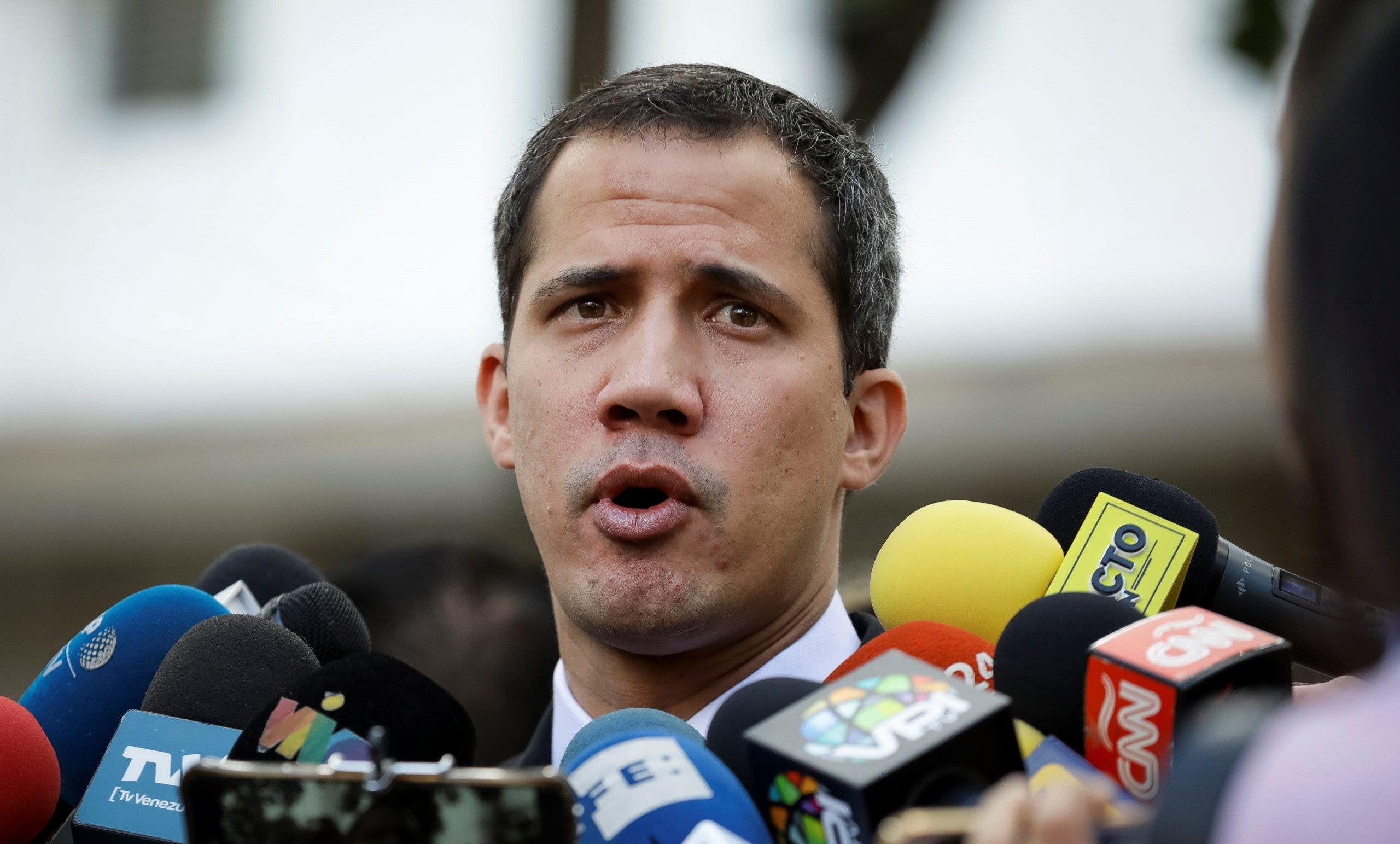 Guaidó comienza un nuevo pulso contra el chavismo, que endurece el discurso