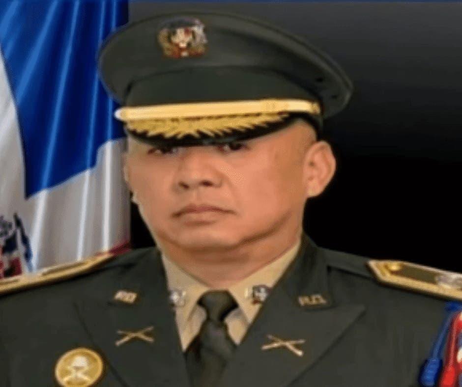 Policía Electoral dice coronel Maruyama tenía a su cargo custodia de cable de fibra óptica JCE