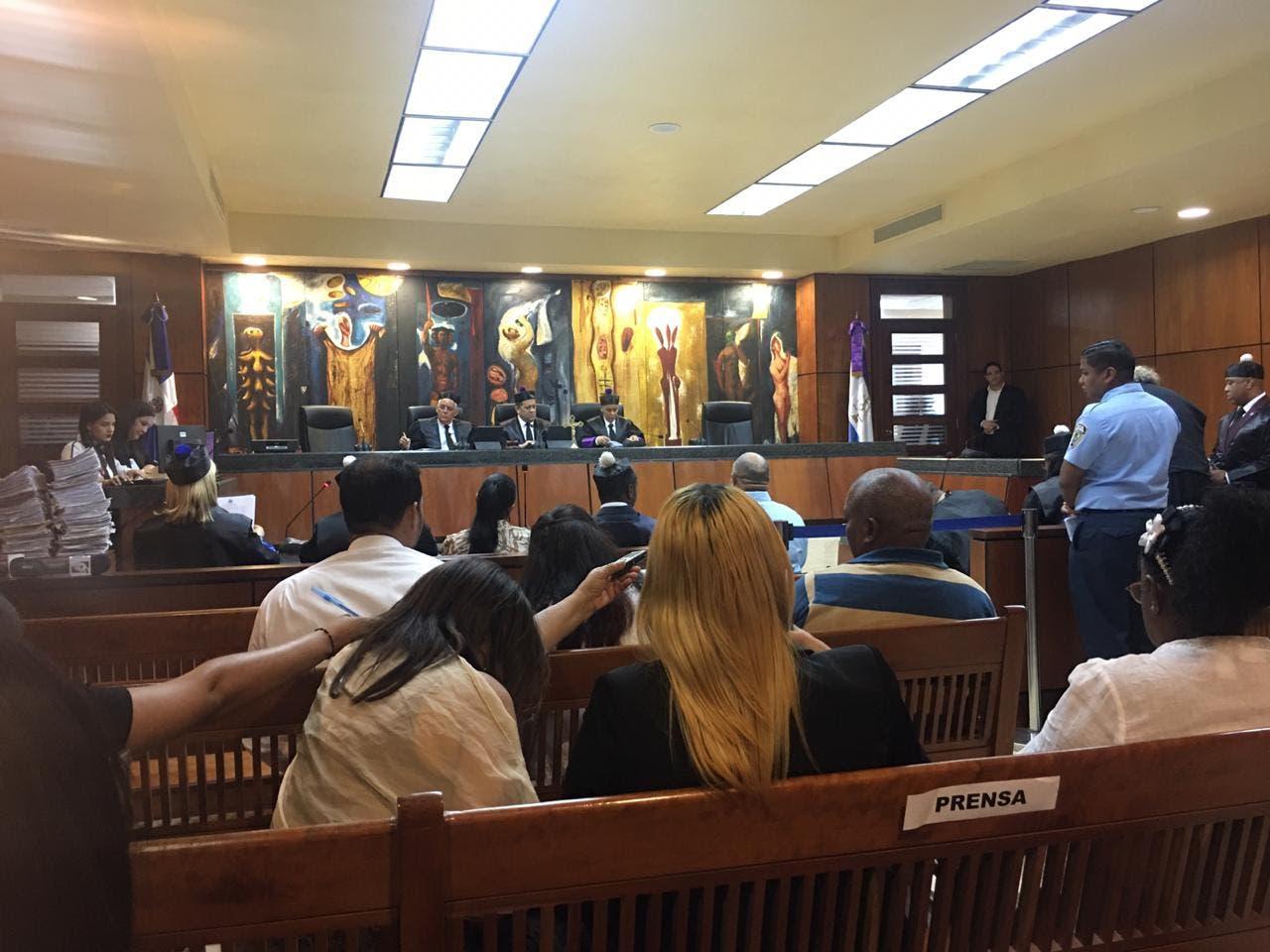 Caso Emely Peguero: Jueces se reservan fallo de recursos de casación interpuestos por las partes