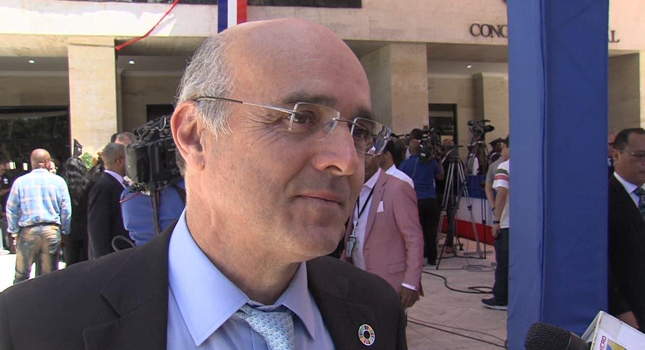 Diplomáticos ponderan logros de la gestión de  Danilo Medina