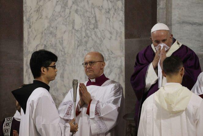 Por tercer día el Papa Francisco cancela audiencias por supuesto resfriado