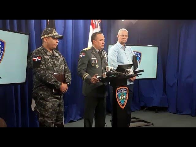 La Policía confirma seguridad de Abinader y técnico de telefónica son investigados por supuesto boicot elecciones
