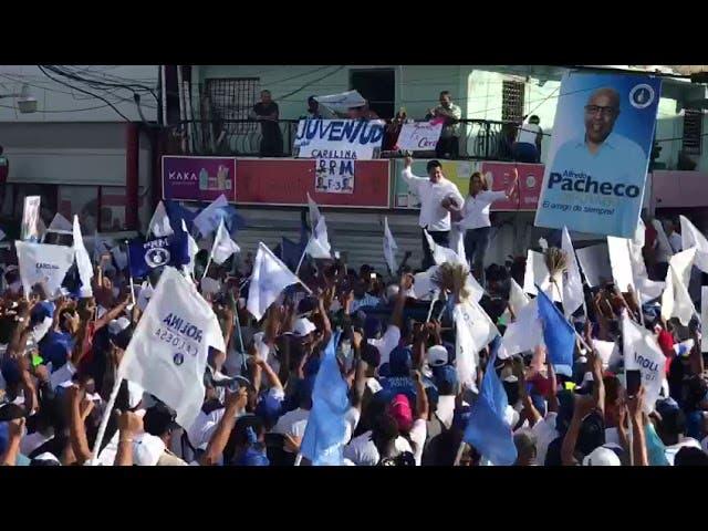 Inicia caravana de cierre de campañade Carolina Mejía