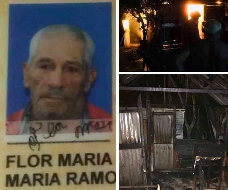 Fallece anciano tras incendiarse su vivienda en Sosúa