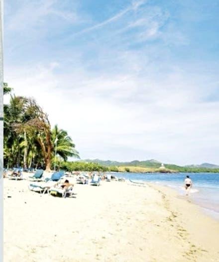 Muere turista ahogado cuando disfrutaba de un baño en playa de Maimón