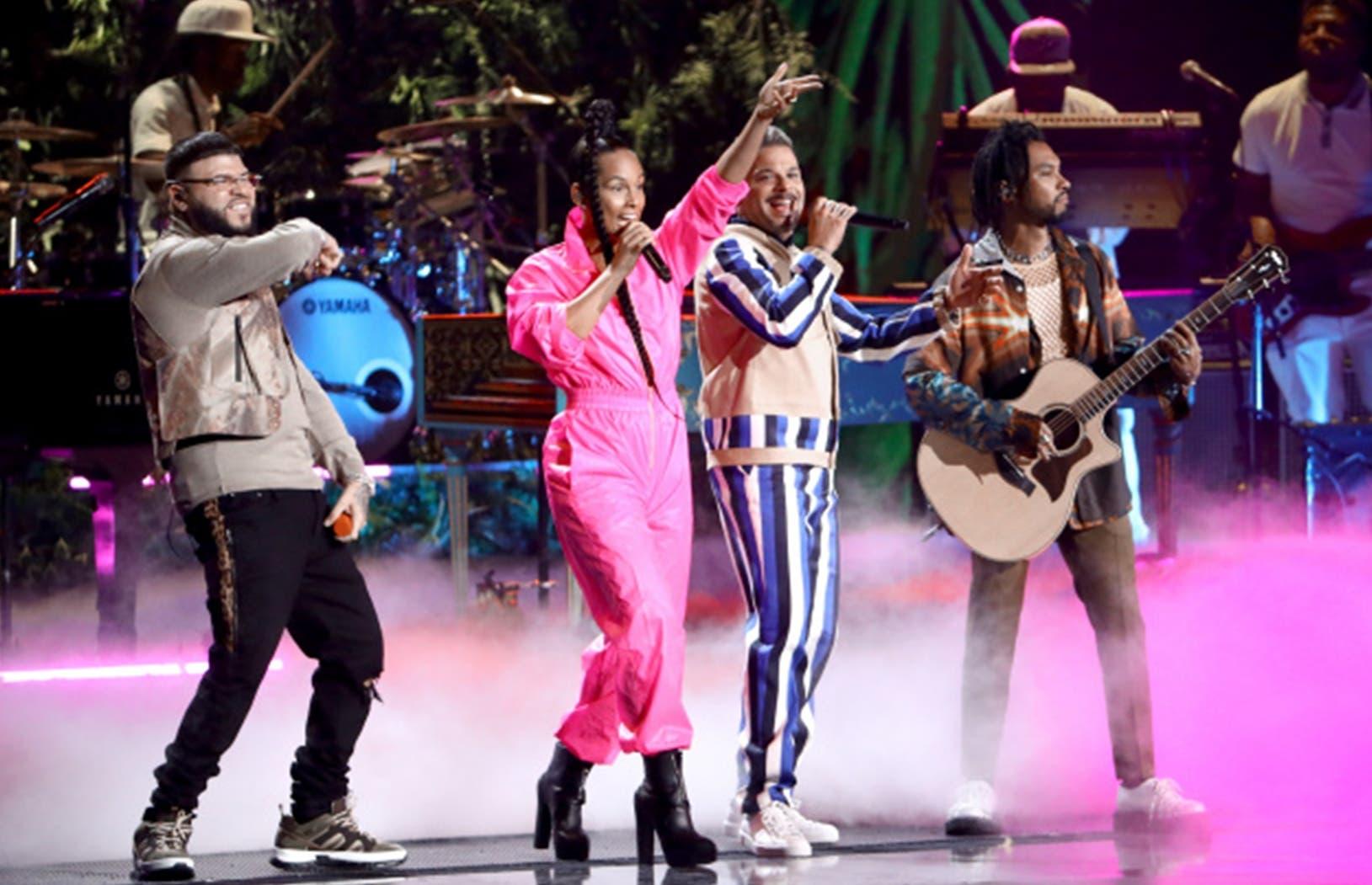 Reguetón, hip hop  y rock,  nuevas categorías en los Latin Grammy