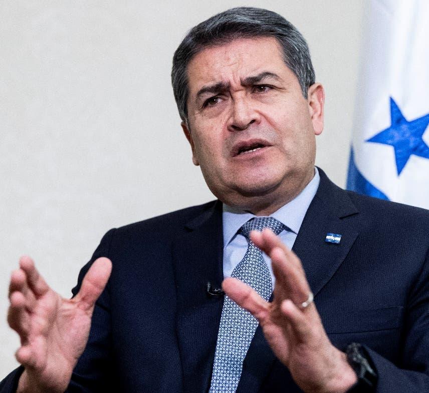 Presidente hondureño pide a países cooperantes apoyar reconstrucción del país
