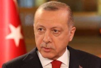 Erdogan busca apoyo europeo para refugiados
