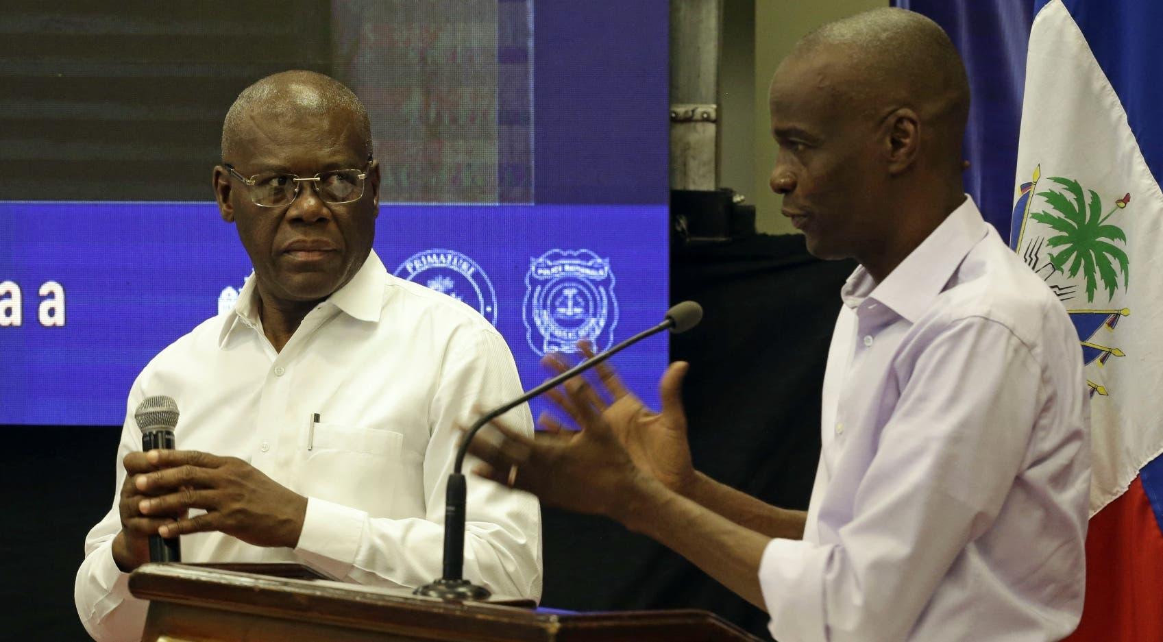 Presidente de Haití nombra  primer ministro para tratar de cerrar  crisis