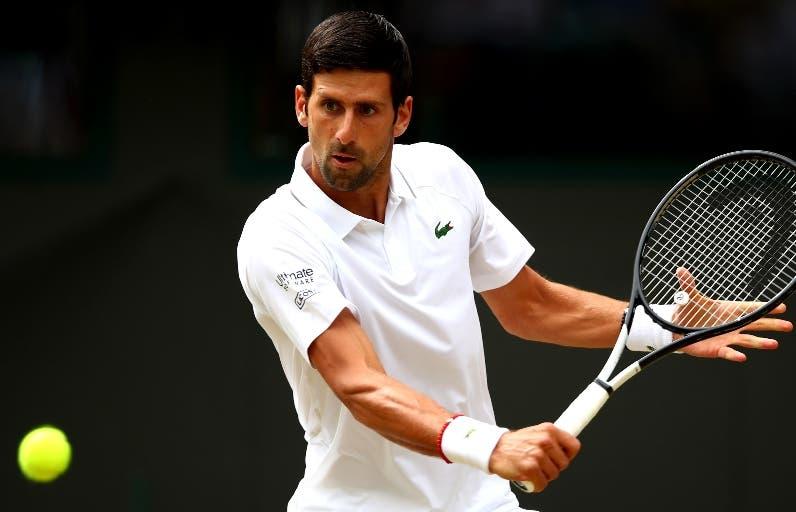 """Novak Djokovic- """"Estas cosas no me pueden pasar contra los mejores del mundo»"""