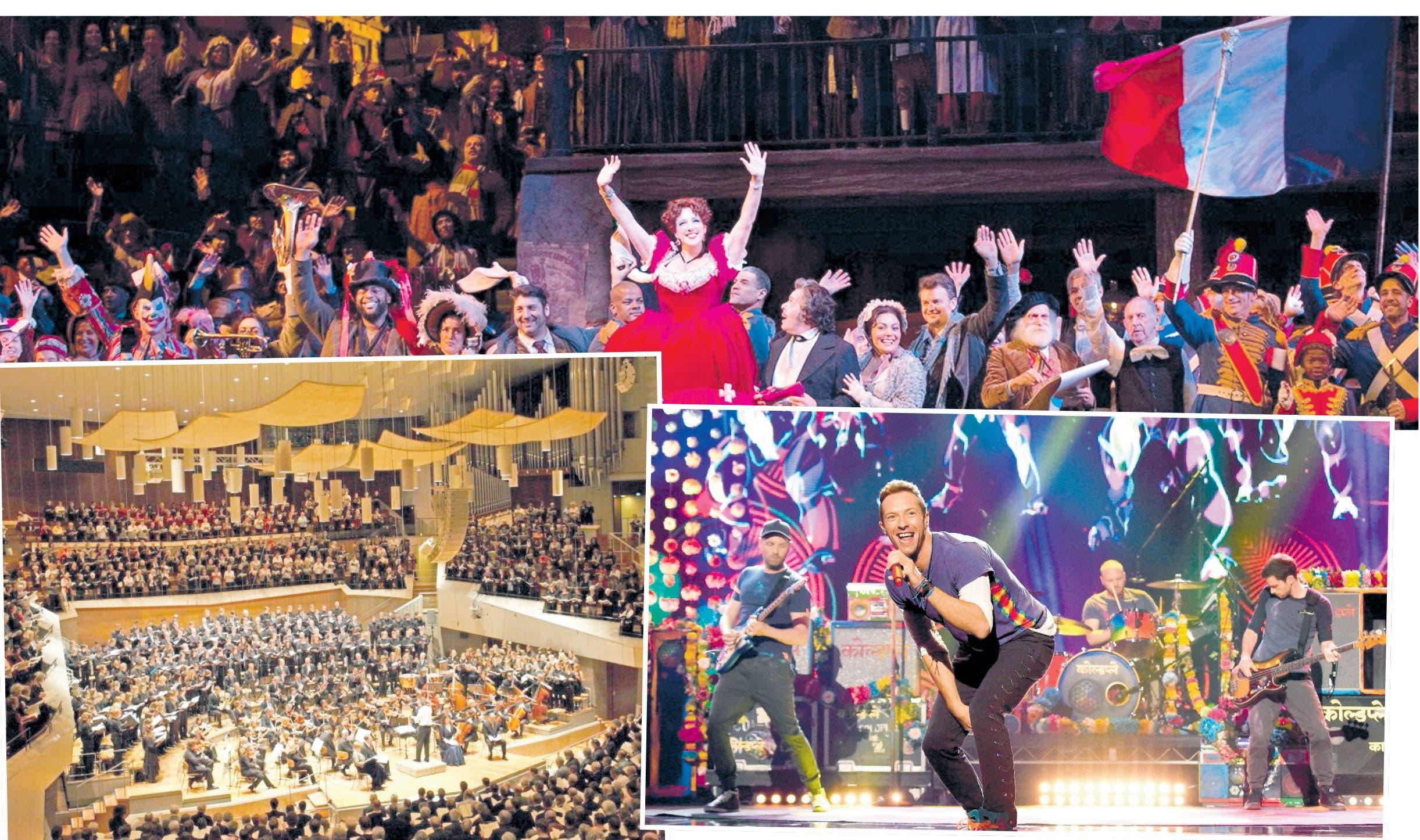 Artistas de fama mundial hacen 'conciertos desde casa'