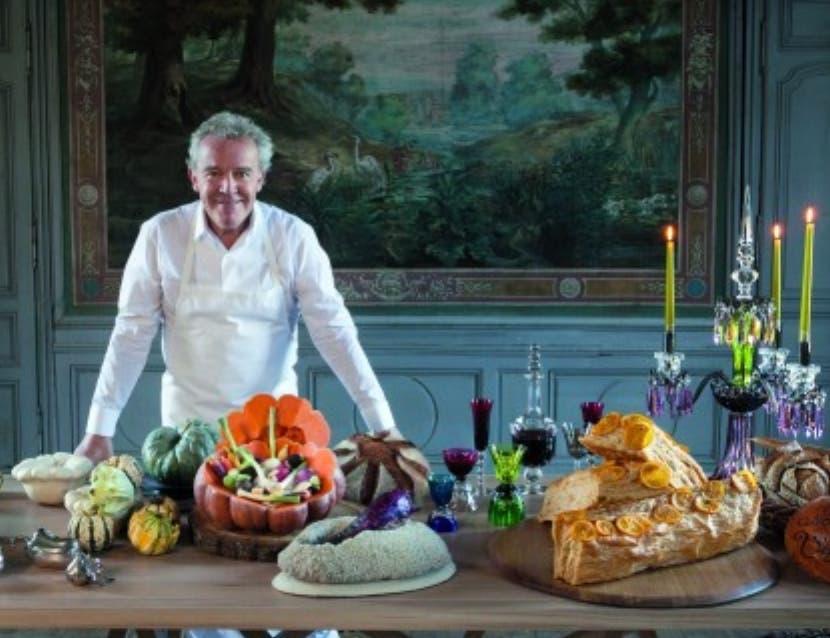Chef francés Alain Passard  cocinará en Casa de Campo