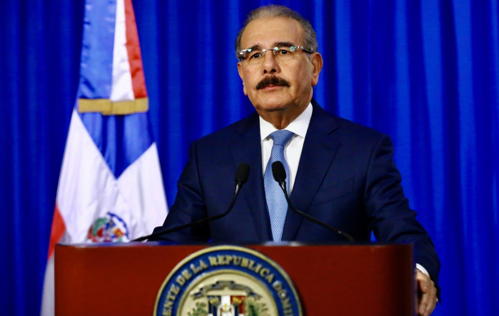 Medina anuncia el cierre de las fronteras desde mañana jueves