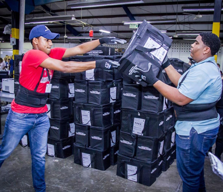 Junta de Puerto Plata iniciará este viernes distribución  de material electoral