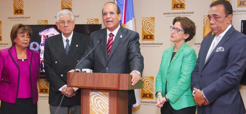 JCE acoge medidas preventivas de Salud Pública