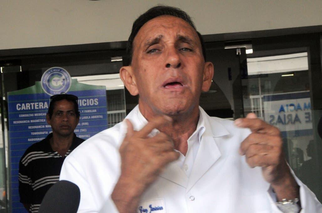 Galeno Altura Jiminián ya fue sacado de cuidados intensivos