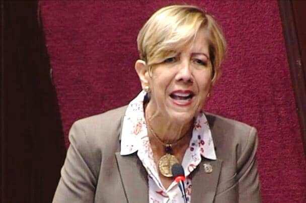 Ginette Bournigal condena método de protesta de Botello para reclamar entrega 30% fondos AFP