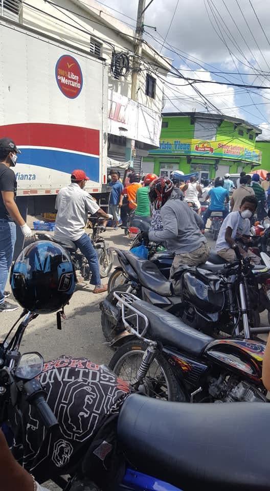 Pánico se apodera de munícipes de Boca Chica