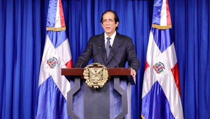 En VIVO: Ministro de la Presidencia, Gustavo Montalvo, ofrece detalles sobre nuevas medidas por coronavirus