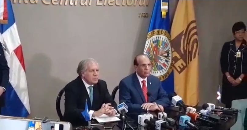 Técnicos de la OEA comenzarán auditoria a equipos voto automatizado esta semana