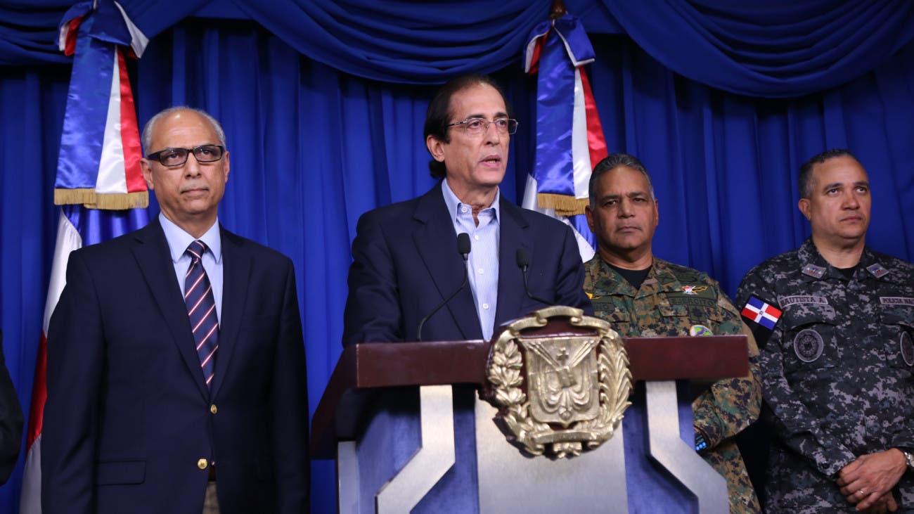 República Dominicana suspende vuelos desde y hacia Europa, China e Irán por el coronavirus
