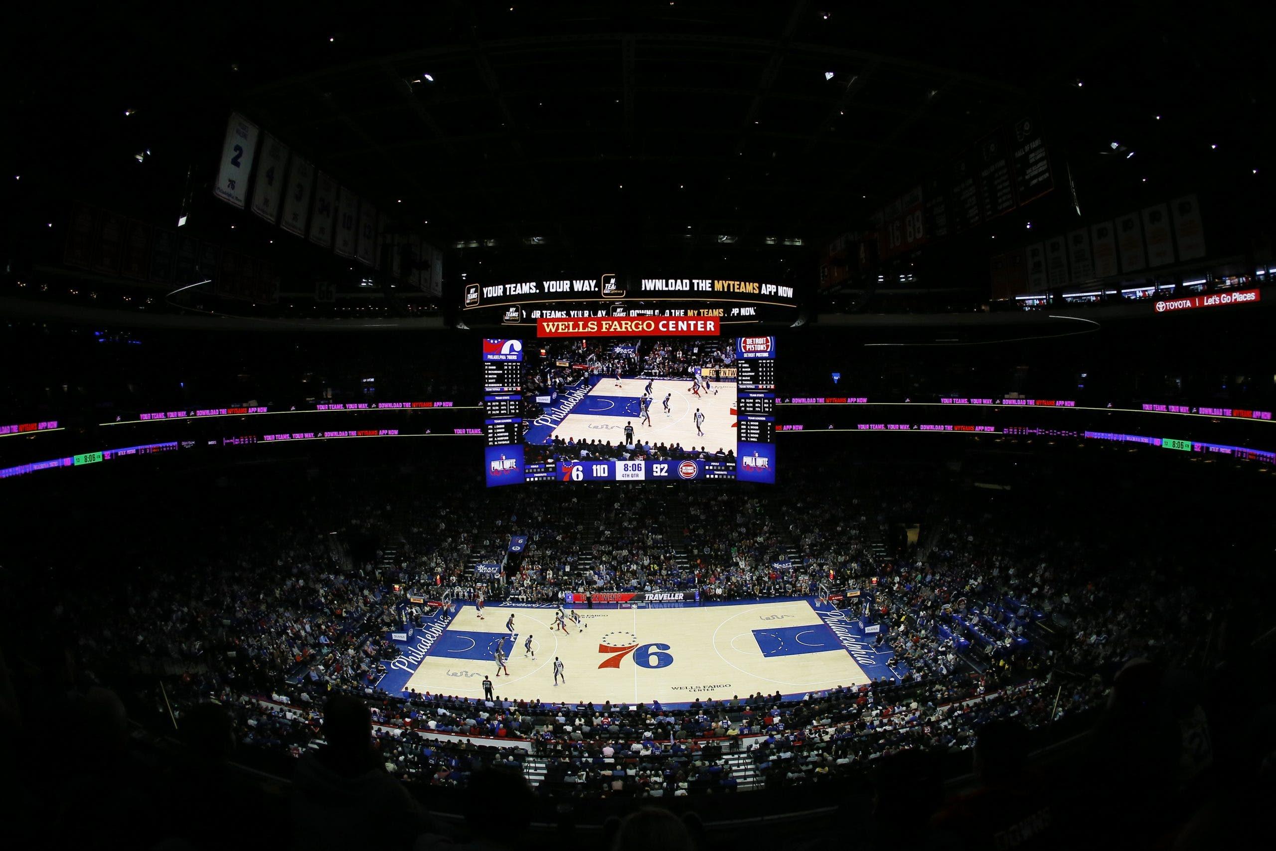 Informe: NBA establece protocolos COVID-19 para fanáticos