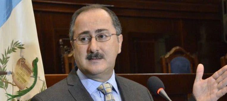 Expresidente del Congreso de Guatemala preso a 30 años