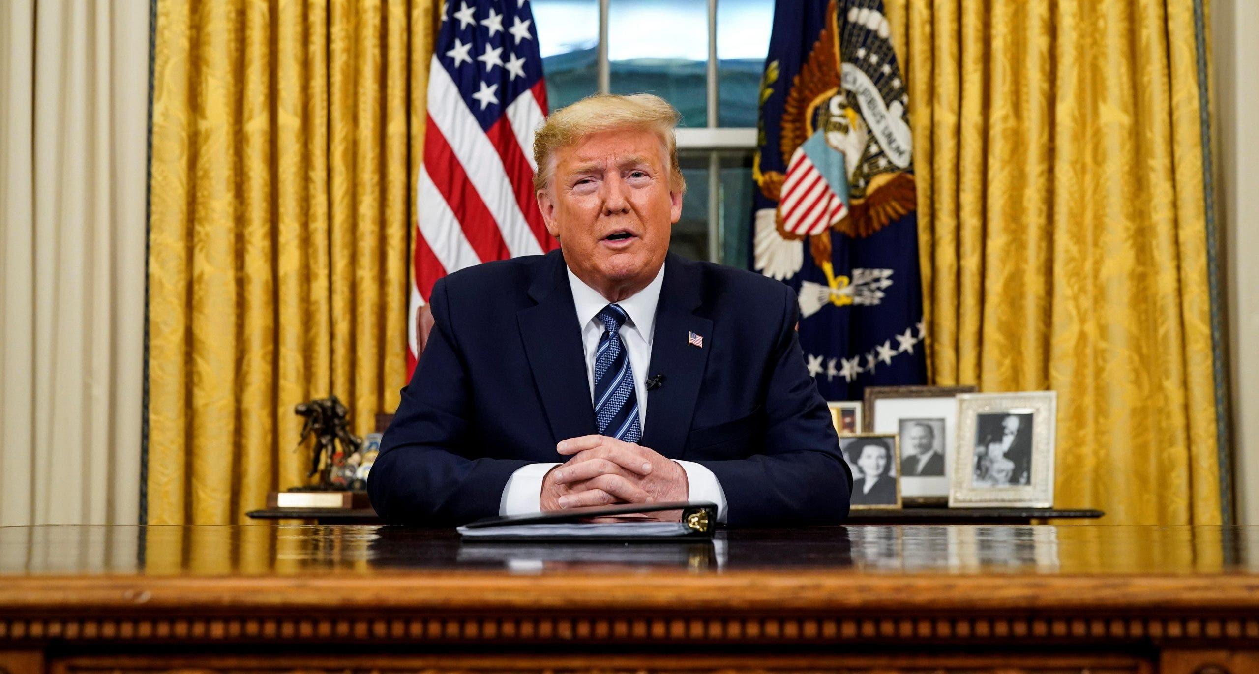 Trump despide a fiscal de Manhattan que se negó a dejar el cargo