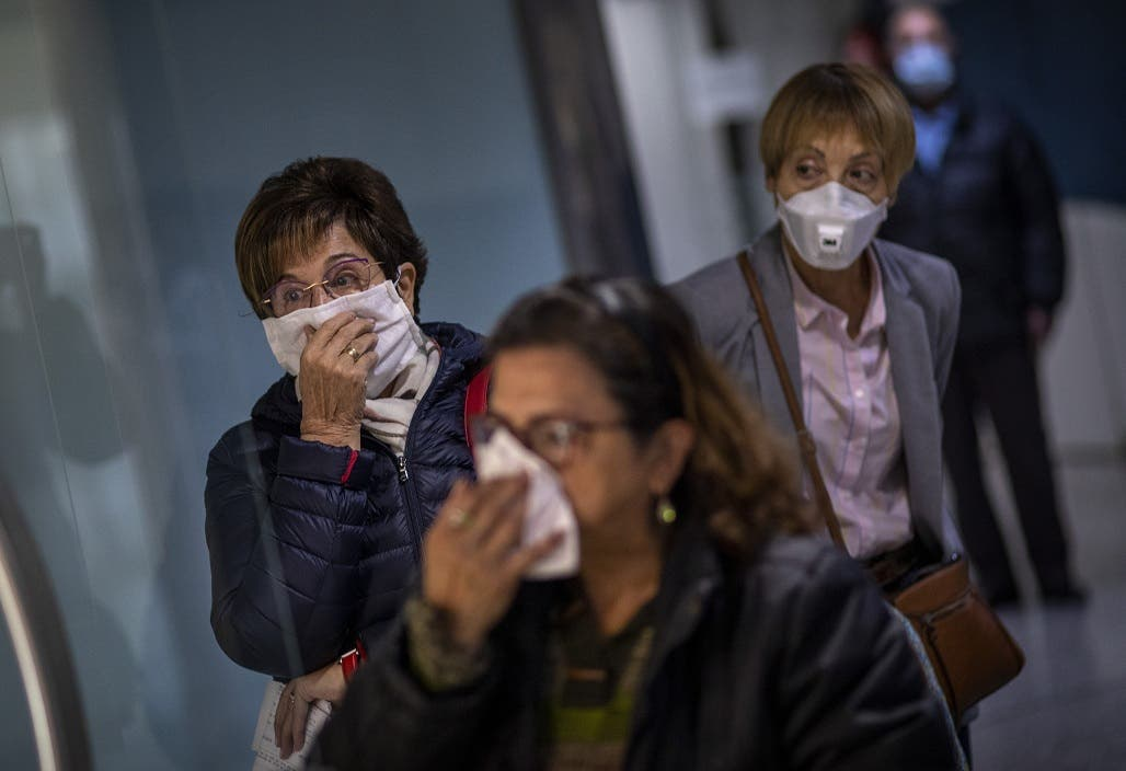 Italia suma 4.000 muertos y España llega al millar